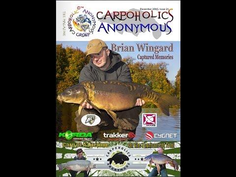 Free Carp Fishing Magazine Out Now! Carpoholics December Issue