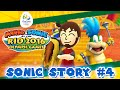 Mario & Sonic at the Rio 2016 Olympic Games [3DS] - Road to Rio: Sonic Story Day 4