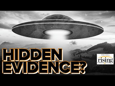 Krystal and Saagar: Harry Reid Says Most UFO Evidence 'Has Not Seen The Light Of Day'