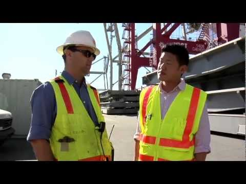 On the Job -- Marine Operations: David Wang