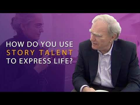Q&A: How Do You Use Story Talent to Express Life?