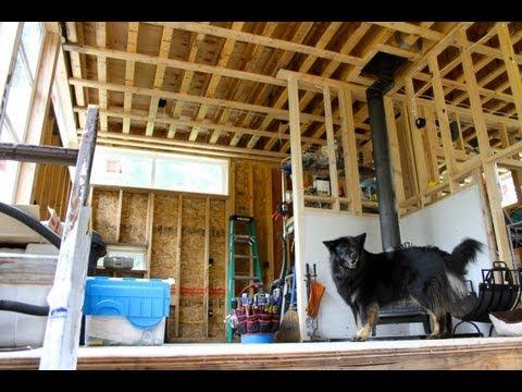 Off Grid Solar House: Plumbing