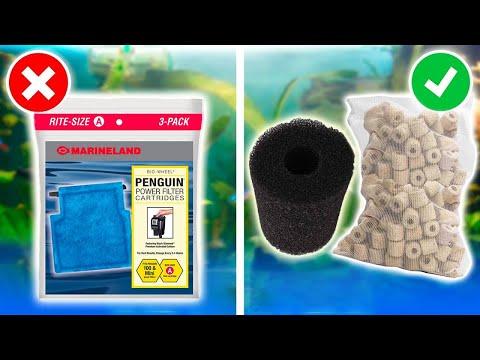 Aquarium Filter Tips And Tricks! Start Saving Money Now!
