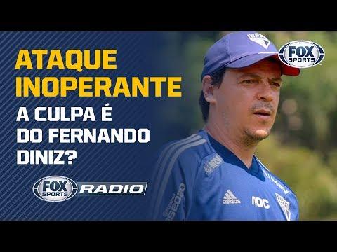 Acabou a paciência para Fernando Diniz no São Paulo?