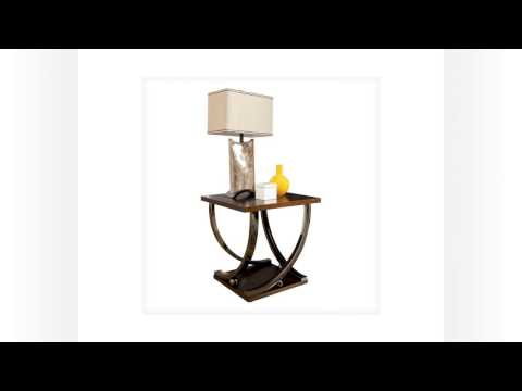 10 Best End Tables with Lamps Attached - Tablespedia
