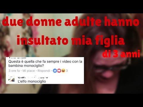 DONNA ADULTA INSULTA BIMBA DI 3 ANNI, MIA FIGLIA!