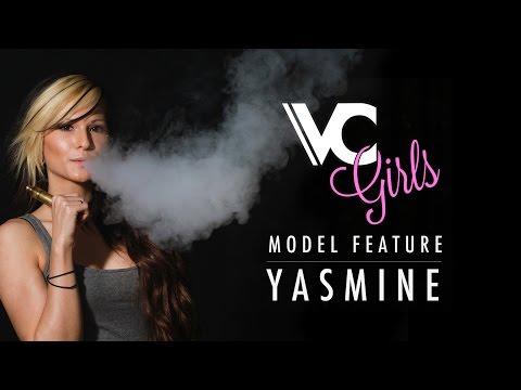 VC Girls Model Feature - Yasmine