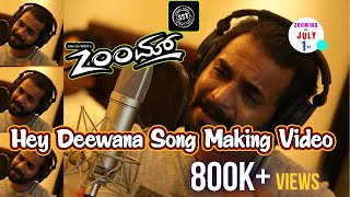 Download Hindi Video Songs - Hey Deewana Making Song || Zoom Movie | Ganesh, Radhika Pandit | Sriimurali