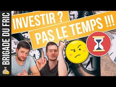 Investir quand on n'a pas le temps - Wesave & Yomoni