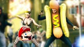 10 INAPPROPRIATE Video Game Easter Eggs That Took It WAY TO FAR | Chaos
