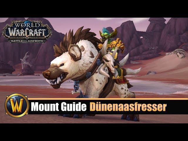 Mount Guide #76: Dünenaasfresser