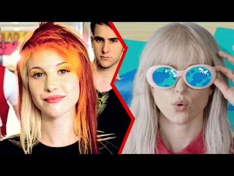 Thumbnail: The Evolution of Paramore