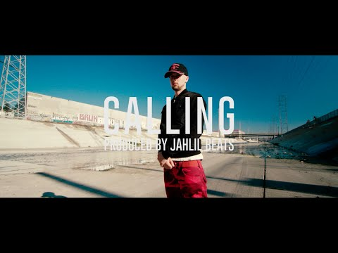 "Michael Taylor ""Calling"" OFFICIAL VIDEO"