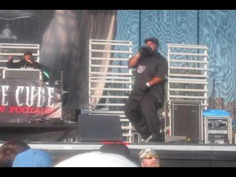 Ice Cube (Westside Connection) - Bow Down -  Ottawa Bluesfest 2009