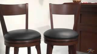 Ahb Santos 3 Piece Pub Table Set - Product Review Video