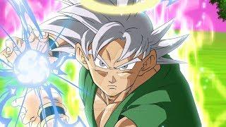 Goku's Newest Teacher