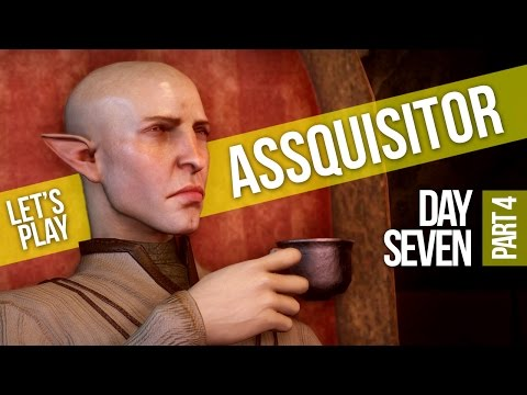 Solas So Mad   Worst World in Dragon Age: Inquisition - Let's Play (Day 7, Part 4)