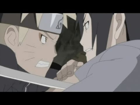 sennin naruto vs sasuke naruto shippuden ova 2011