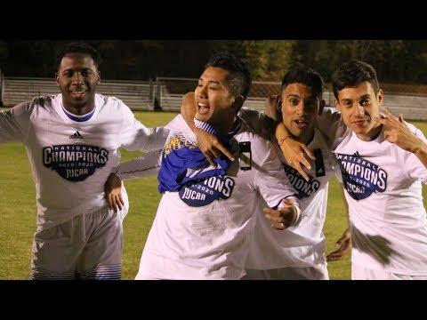 2019 NJCAA DI Men's Soccer Championship - Eastern Florida State Vs. Monroe