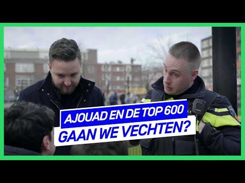Deze politieagent heeft een wel heel bijzondere aanpak | AJOUAD EN DE TOP 600 #1