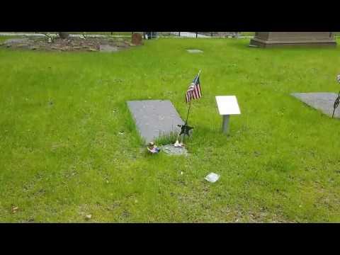 Angelica Schuyler Grave