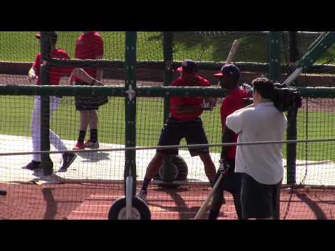 Corey Ray, OF, Louisville (Team USA) – 2016 MLB draft