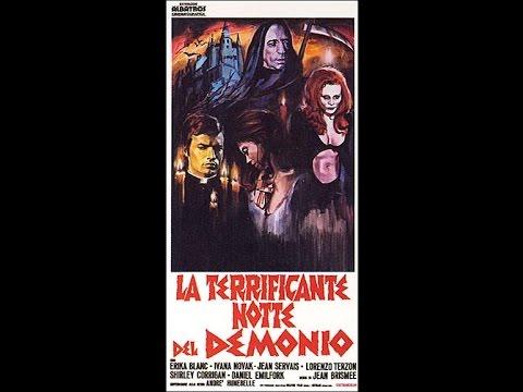 Devil's nightmare (La terrificante notte del demonio) - Alessandro Alessandroni - 1971