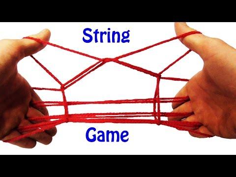 String Tricks! Siberian House String Figure Tutorial