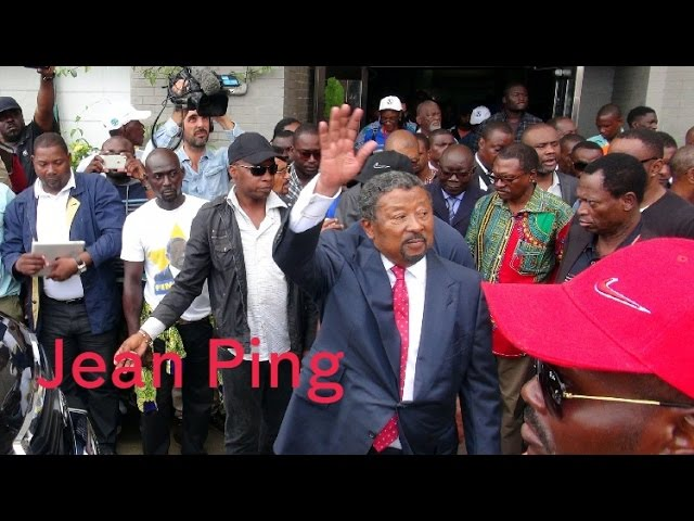Gabon: Opposition leader Jean Ping says his life is under threat