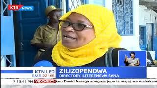 Zilizopendwa: Vitabu vya anwani vilivyokuwa vikiwekwa katika masanduku ya kupiga simu