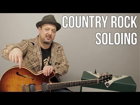 Country Blues Guitar Lesson - Blues Licks Using Major Pentatonic