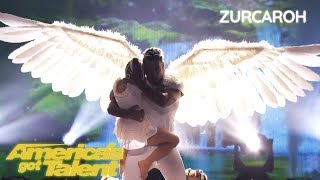 Zurcaroh: Journey of Best Dance Group On America's Got Talent 2018