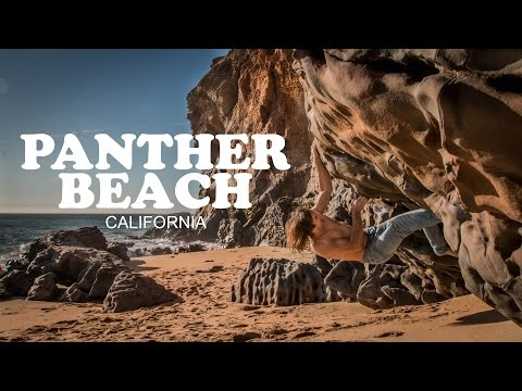 Chris Sharma & Pol Roca Panther Beach Session