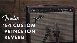 '64 Custom Princeton Reverb | Fender Amplifiers | Fender