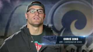 Under the Lights - Chris Long