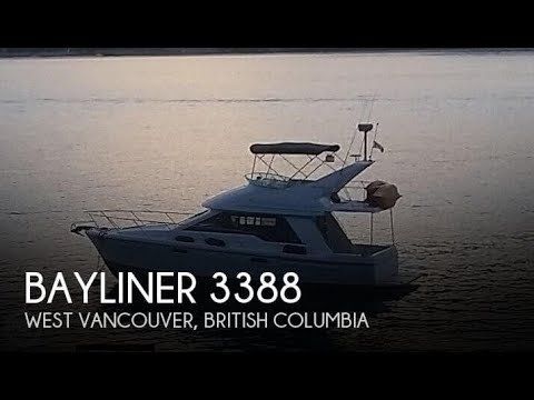 [UNAVAILABLE] Used 1999 Bayliner 3388 In West Vancouver, British Columbia