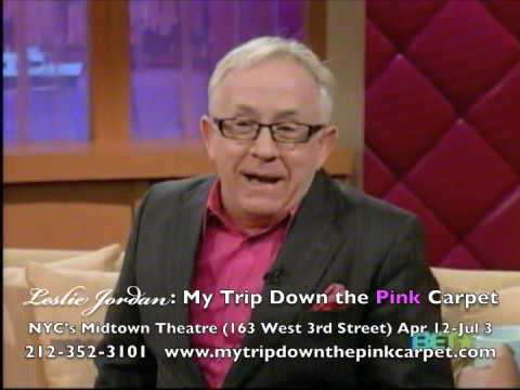 Wendy Williams - Leslie Jordan: My Trip Down the PINK Carpet (4-20-10)