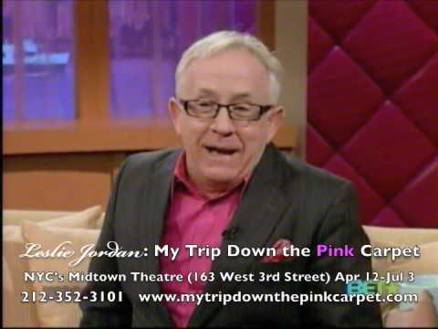 Wendy Williams  Leslie Jordan: My Trip Down the PINK Carpet 42010