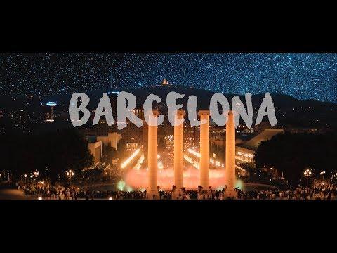 Ed Sheeran - BARCELONA TRAVEL VIDEO | 2018