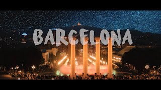 Ed Sheeran BARCELONA TRAVEL VIDEO 2018