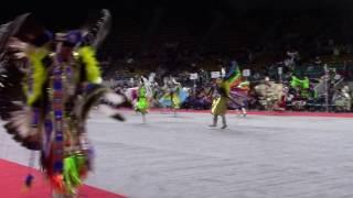 women s fancy shawl denver march powwow 2017