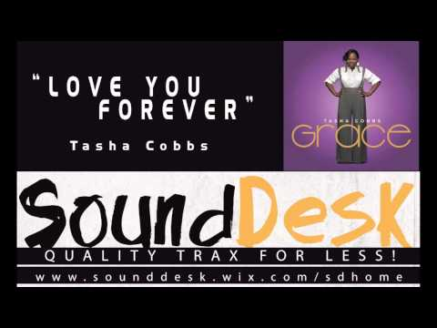 Tasha Cobbs - Love You Forever INSTRUMENTAL DEMO HQ
