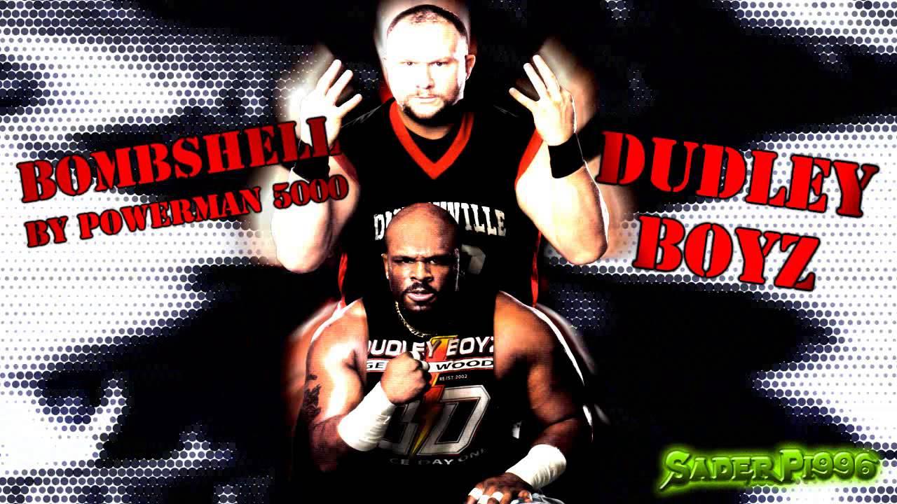 WWE The Dudley Boyz 2002-2005 Theme Song - ''Bombshell ...