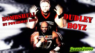"WWE: The Dudley Boyz Theme Song ""Bombshell"" Arena Effects (HQ)"