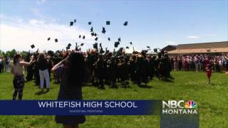 NBC Montana Graduation Kalispell