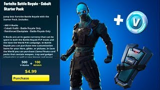 IF you BEAT me you get the COBALT STARTER PACK (Playground 1v1's)