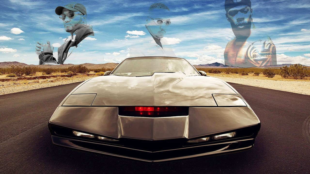 Busta Rhymes vs. Timbaland & Magoo - Turn It Up, Fire It Up When Clock Strikes (Knight Rider Rem