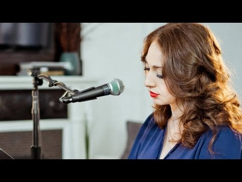 "Regina Spektor - ""The Party"" LIVE Studio Session"
