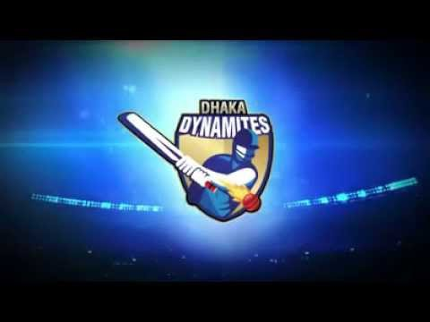 Dhaka Dynamites Official Theme Song - BPL 2015