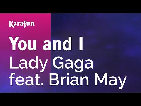 Karaoke You and I - Lady Gaga *